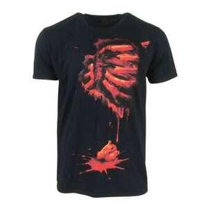 Mortal-Kombat-T-shirt-Taglia-L