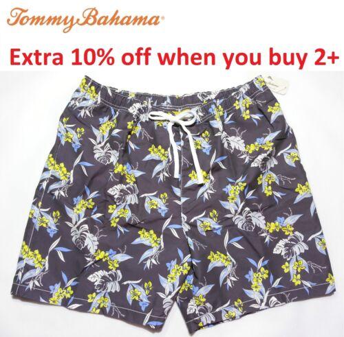 "NWT Tommy Bahama Men/'s NAPLES ALOHA Relax 6/"" Swim Trunks Board Shorts L XL XXL"