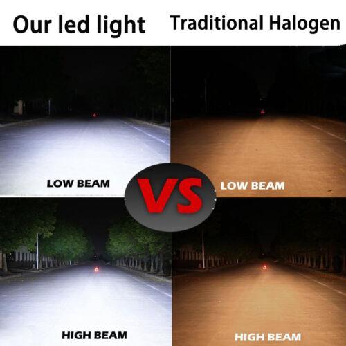 H7 9006//HB4 9005 H4//HB2//9003 H11 LED Car Headlight 680W 68000lm Bulb FogLamp Kit
