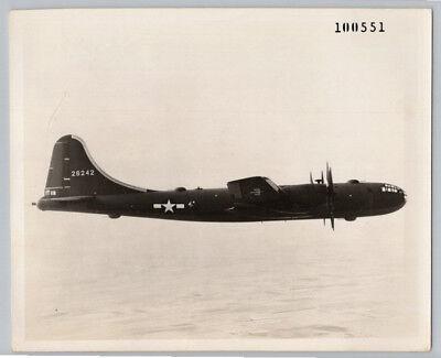 """Boeing B-29 Bombers drop bombs on Burma 8/""""x 10/"""" World War II Photo Picture 240"""