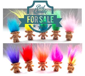 5Pcs-lot-Random-vintage-trolls-Lucky-Doll-Mini-Figures-Toy-1-034-cake-toppers