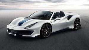 Ferrari-488-Pista-Spider-Car-Auto-Art-Silk-Wall-Poster-Print-24x36-034