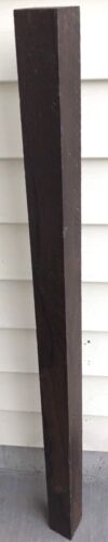 Exotic Wood Ziricote Lumber 2x36x36 Hunting Bows Walking Canes Pool Cue Projects