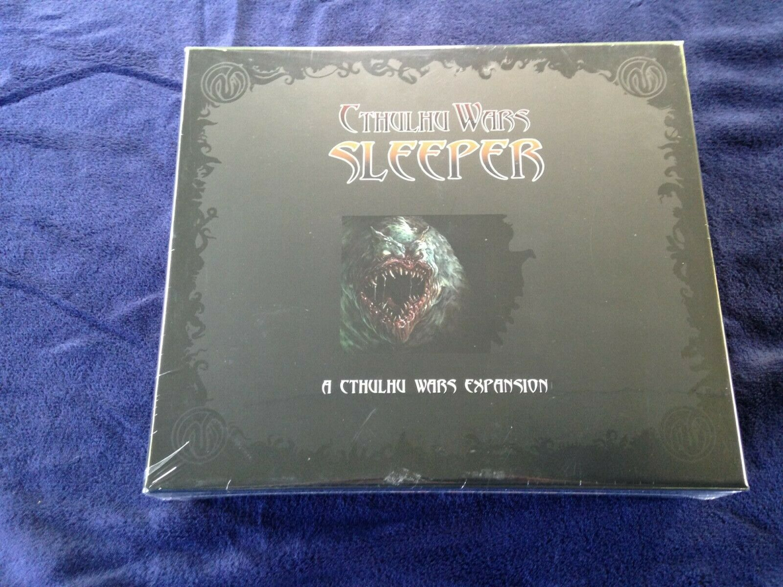 Cthulhu Wars Sleeper Expansion by Petersen Games