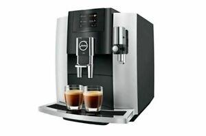 JURA-E8-Touch-Platin-EA-Kaffeevollautomat-Kundenretoure-unbenutzt