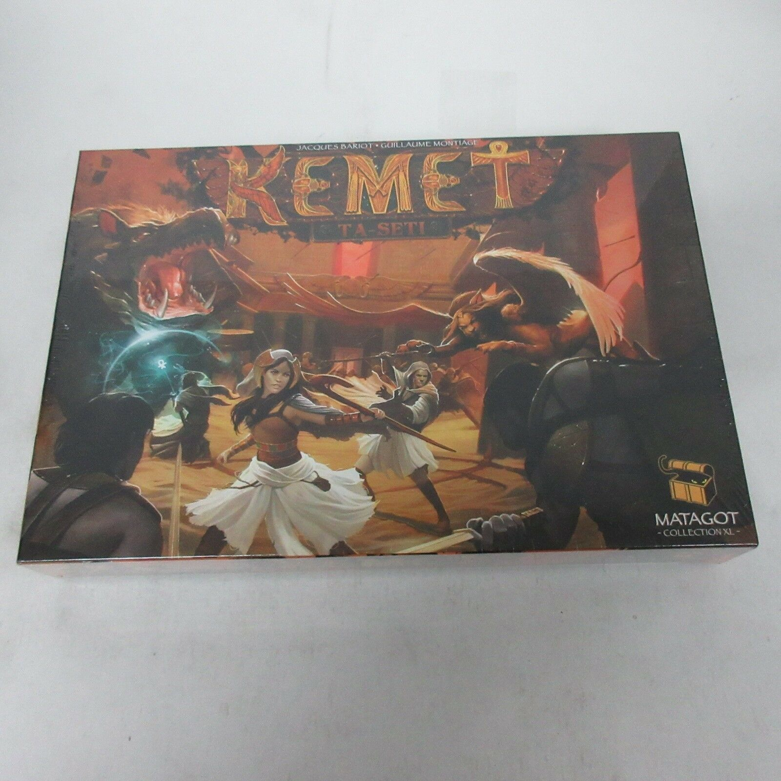 Matagot Kemet   Ta-Seti Expansion tavola gioco nuovo  vendita online sconto prezzo basso
