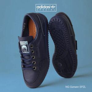 adidas x Noel Gallagher Garwen SPZL Navy RRP £110 Brand New BA7724 2017 Release