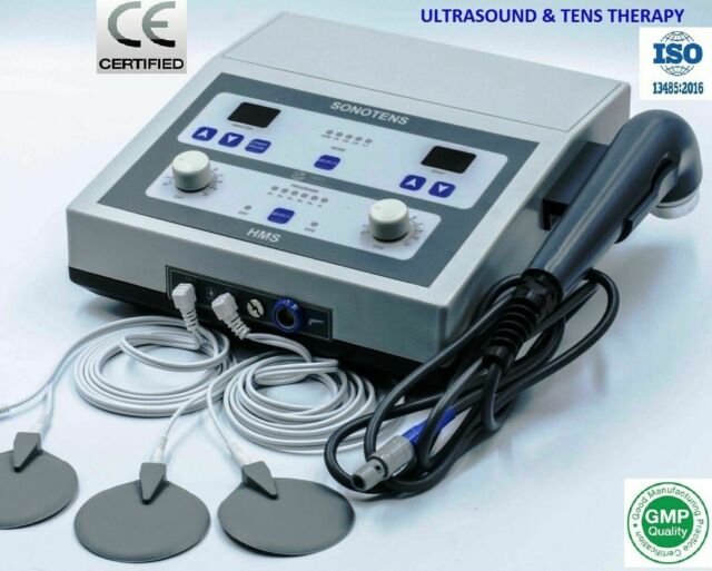 Combination Ultrasound Therapy & Electrotherapy Physical Pain Relief Therapy WJG