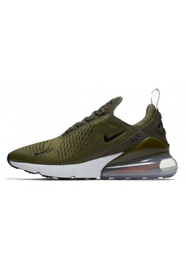 Nike Air Max 270 Medium Olive AH8050-2018 w/Receipt
