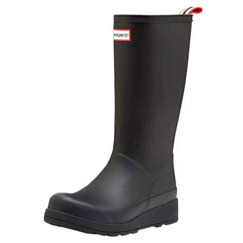NEW Hunter Women's Original Play Tall Rain Boots Flare WaterProof Knee High