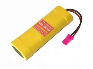 RC Sub-C Akku Batterie 7.2V1500mAh mit viele OPTIONEN...
