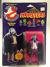 KENNER 1984 THE REAL GHOST BUSTERS MONSTERS VAMPIRE DRACULA MOC Sealed Rare
