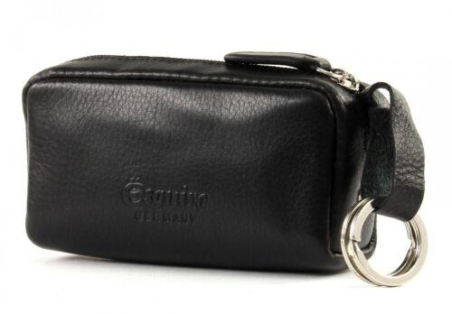 Esquire RFID Key Case Schlüsselmäppchen Geldbörse Black Schwarz Neu