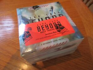 Details about 2017 Star Trek Beyond Movie Trading Cards Factory Sealed  Archive Box - Exclusive