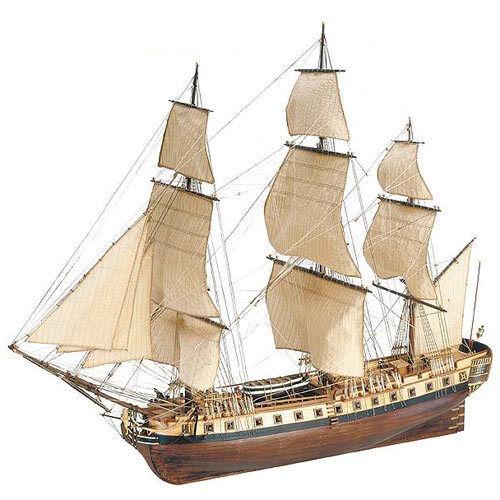 Artesania Latina Hermione Lafayette 22517 1:89 Modelo Kit de barcos