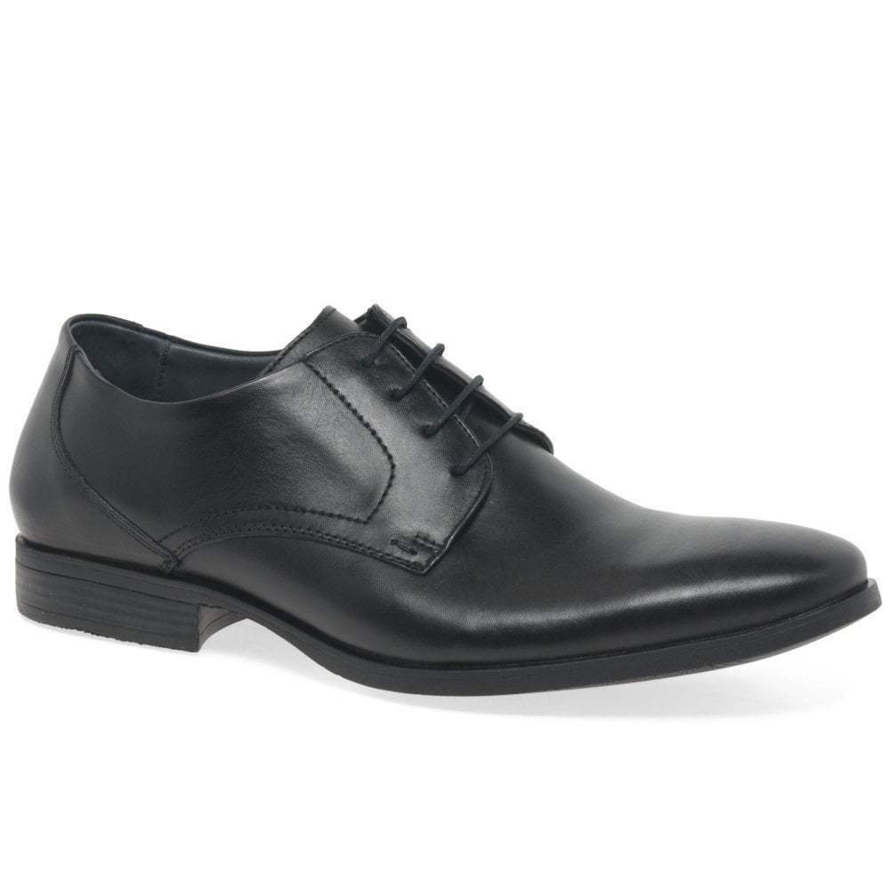Savelli Sawyer Uomo formale in pelle Derby pizzo scarpe