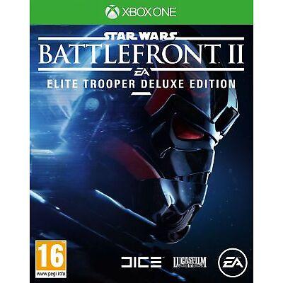 Star Wars Battlefront II: Elite Trooper Deluxe Edit XB1