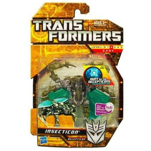 Transformers Hunt for the Decepticons Insecticon Scout Action Figure