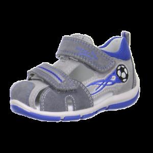 Superfit Jungen Sandalen Größe 21 22 geschlossene Sandalen blau FREDDY 139-44