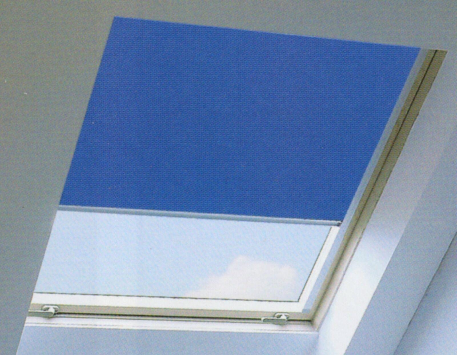 DACHFENSTERROLLO DKC Aluminium Screen Rollo Rollo Rollo Hitzeschutz Roto PVC Holz R6_ u. R8_ 7313ef