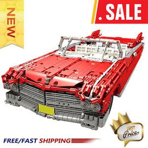MOC-3078-Cadillac-Eldorado-Biarritz-1959-Technical-Series-Roadster-RC-Car-Toys