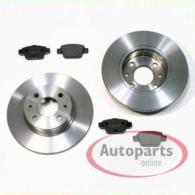 Bremsscheiben Bremsen Bremsbeläge für hinten die Hinterachse* Hyundai i10 IA