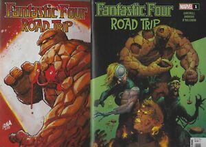 Fantastic Four Road Trip #1 Nakayama Variant 12//02//2020
