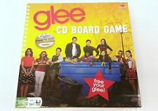NEW Collectible Glee CD Board Game - New/Sealed
