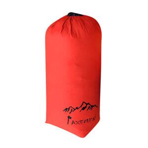 Stuff Sack Sports Drawstring Storage Bag For Travel Camping Hiking