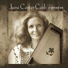 Press On by June Carter Cash (Vinyl, Dec-2010, Dualtone Music)
