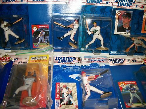 40 Starting Lineup MLB Figures 93-00 – B3