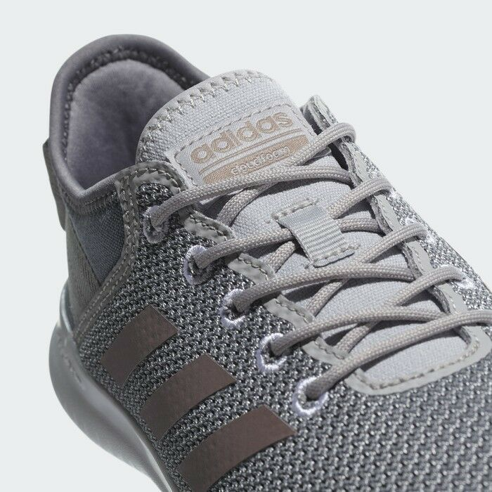 für adidas cloudfoam qt - flex - sneaker grau / 6,5 dampf aus womens laufschuh 6,5 / 792d21