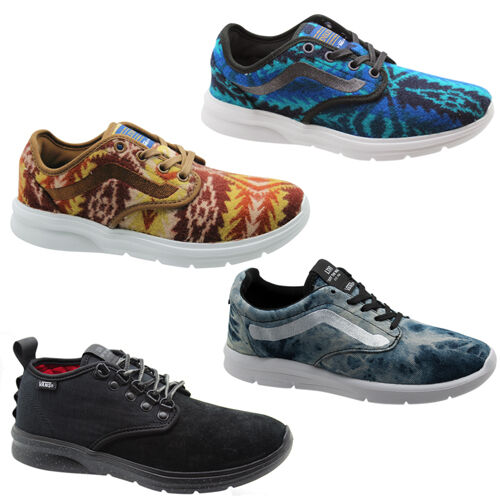 Vans Off The Wall Iso Mens Scarpe da Ginnastica Stringate Stringate Stringate Unisex Scarpe | Clienti In Primo Luogo