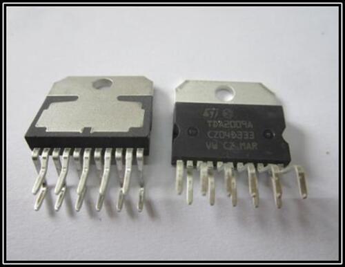 Tda2009a dual Hi-Fi audio power amplifier estéreo 2x10w mín 1 pieza