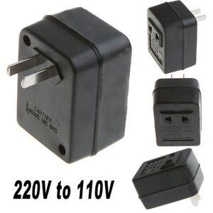 Step Down Transformer US AC 220V To 110V Voltage Converter Travel ...