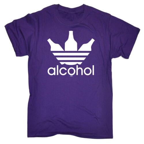 Funny Novelty T-Shirt Mens tee TShirt Alcohol Sportswear