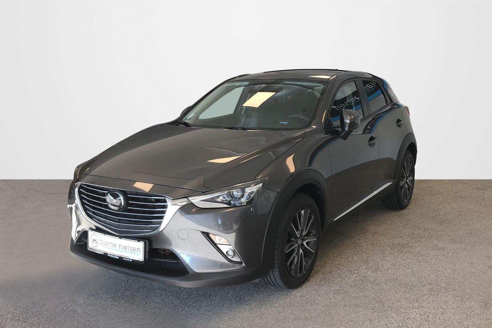 Mazda CX-3 Billede 3