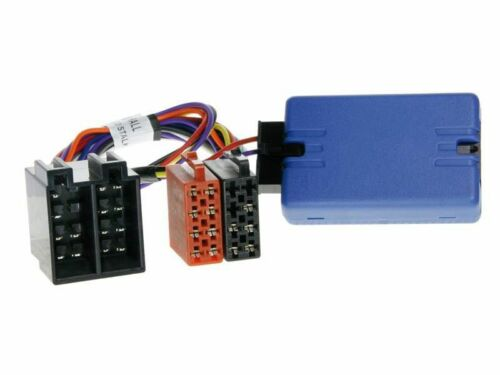 Volante control remoto adaptador SWC para opel zafira a 1999-2004 Sony