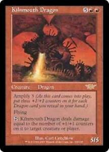 KILNMOUTH-DRAGON-Legions-MTG-Red-Creature-A-Dragon-RARE