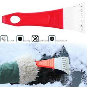 Spade & Shovel Garden Tools Car Vehicle Auto Snow Cleaning Remover Windshield Shovel Handheld Ice Scraper Snow Brush Car Ice Scraper Without Return