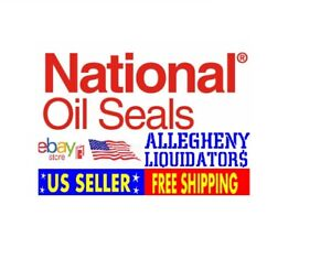 National Oil Seal  471224