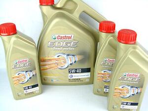 Aceite-de-Motor-5w40-8liter-Castrol-Edge-Turbo-Diesel-Audi-VW-BMW-MB-Opel-Fiat