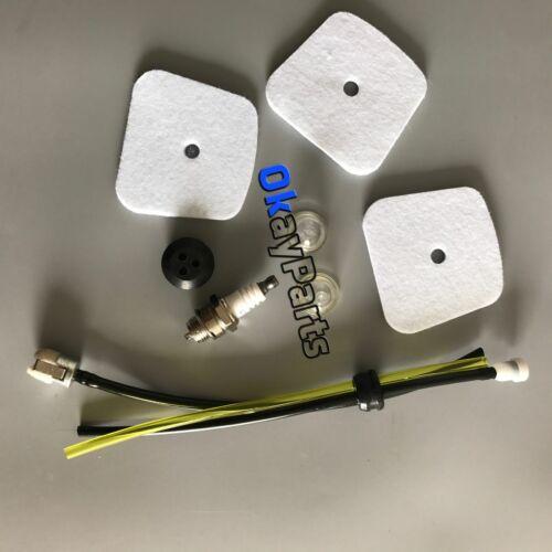 Fuel Line Air Filter Tune Up Kit F Mantis Tiller Part All New Mantis Echo Tiller