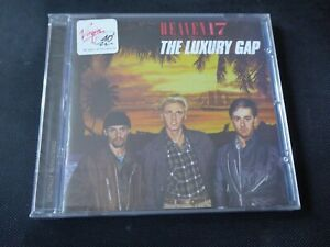 Heaven-17-The-Luxury-Gap-SEALED-NEW-CD-5-BONUS-TRACKS-HUMAN-LEAGUE-TEMPTATION