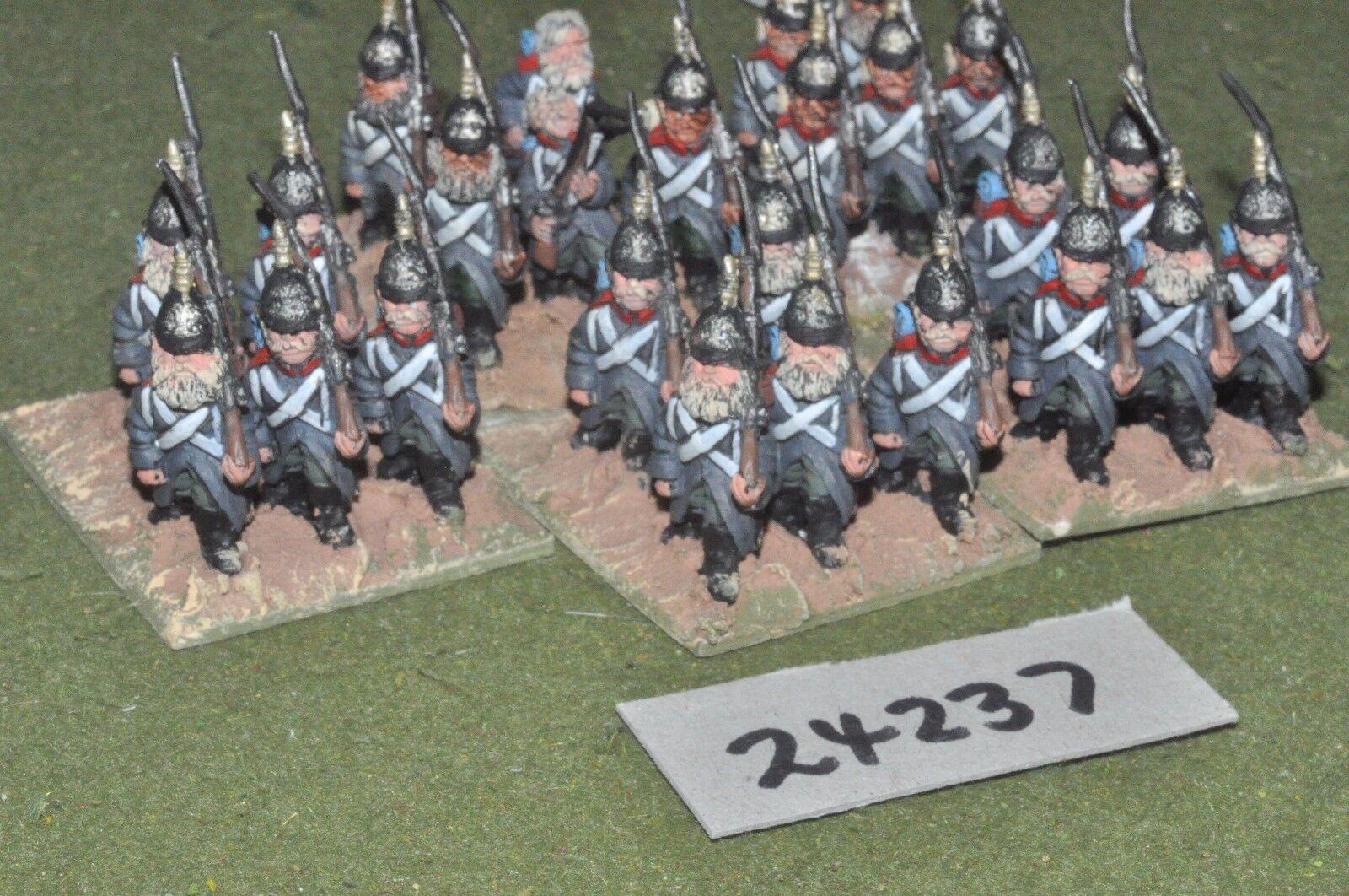 bienvenido a orden 28mm 19th Century ruso-Crimea Regimiento 24 figuras-INF (24237) (24237) (24237)  grandes ofertas