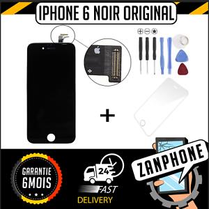 Ecran Original Apple + Vitre Tactile Iphone 6 Noir Livraison Gratuite !