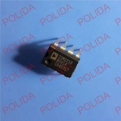 1PCS SSM2210PZ  Audio Transistor IC ANALOG DEVICES//PMI DIP-8 SSM2210P SSM2210