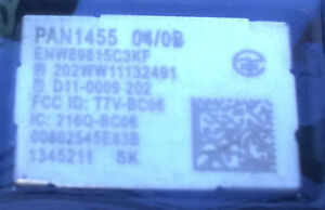 Panasonic PAN1455SPP Bluetooth Module 20 Multi Qty - Lancaster, Lancashire, United Kingdom - Panasonic PAN1455SPP Bluetooth Module 20 Multi Qty - Lancaster, Lancashire, United Kingdom