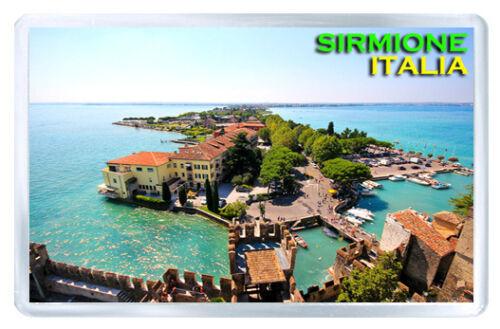 Sirmione Italien MOD2 Fridge Magnet Souvenir Magnet Kühlschrank