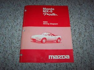 image is loading 1995-mazda-mx-5-mx5-miata-factory-original-